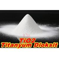 Titanyum Dioksit - Beyazlatıcı 250 Gr