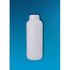 Plastik Şişe 1000 ml Kilitli Kapaklı 1 Litre
