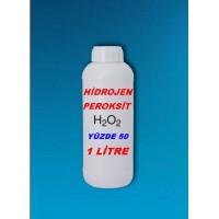 Hidrojen Peroksit %50 Lik 1 Litre