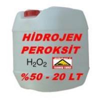 Hidrojen Peroksit %50 Lik 20 Litre