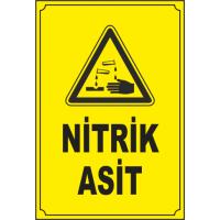 Nitrik Asit %55 Lik 6 Kg - 5 Litre