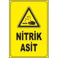 Nitrik Asit %55 Lik 25 Kg