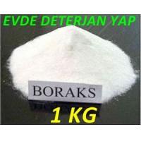 Boraks Dekahidrat 1 KG - Alternatif Temizlik - Doğal Deterjan