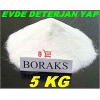 Boraks Dekahidrat 5 KG - Alternatif Temizlik - Doğal Deterjan