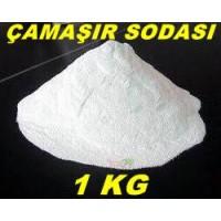 Çamaşır Sodası Toz - Sodyum Karbonat 1 Kg