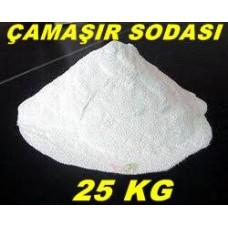 Çamaşır Sodası Toz - Sodyum Karbonat 25 Kg