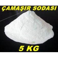 Çamaşır Sodası Toz - Sodyum Karbonat 5 Kg