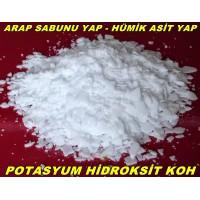 Potasyum Hidroksit 1 Kg