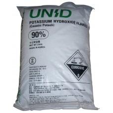 Potasyum Hidroksit 25 Kg
