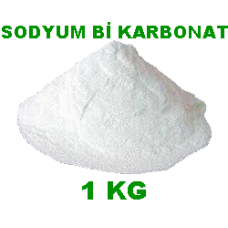 Sodyum Bi Karbonat 1 Kg - Gıda Tipi