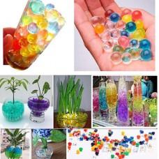 Su Maymunu - Karışık Renkli Su Topları - Suda Büyüyen Jeller 100 Adet