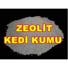 Zeolit Kedi Kumu 2-4 MM KLİNOPTİLOLİT 1 KG