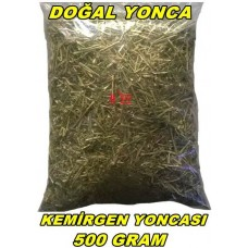 Kemirgen Yoncası - 500 Gr Yonca