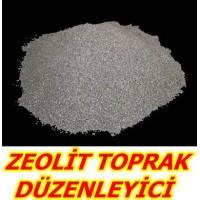 Zeolit Toprak Düzenleyici KLİNOPTİLOLİT 1 KG
