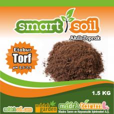 Etobur Bitki Torfu Gartengold 1.5 KG - 1500 GRAM Etobur Bitkiler İçin Düşük Ph
