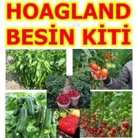 Hoagland Besin Kiti - Topraksız Tarım - Toz Besin Eriyiği