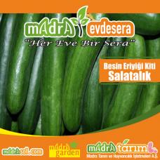 Salatalık Yetiştiriciliği Besin Kiti - Toz Besin Eriyiği