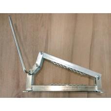 Metal Krom Ceviz Kırma Makinesi