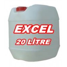 Excel Yosun Önler Sıvı Karbon Gübresi Akvaryum 20 Litre