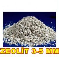 Zeolit Akvaryum Filtre 3-5 MM KLİNOPTİLOLİT 1 KG